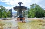 фонтан, Екатеринбургский дендропарк