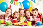 детский День рождения