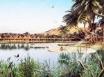 эко-отель Oasis Eco Resort в ОАЭ