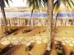 эко-отель Oasis Eco Resort в Абу-Даби