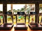 фитнес-центр эко-отеля Oasis Eco Resort