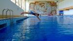 бассейн отеля Живая Вода