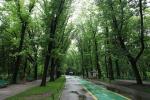 велосипедная дорожка в Херастрау