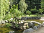 Японский сад в парке Херастрау