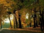 осень в парке Херастрау