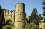 замок Бофор в Люксембурге