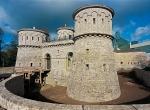 крепость Три Желудя в Люксембурге