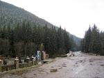 развилка Яблуницкий перевал-Закарпатье