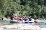 детский рафтинг на реке Черемош