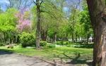 Приморский парк в Бургасе, Болгария