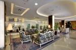 холл в гостинице Измайлово Альфа