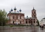 Успенская церковь в Касимове