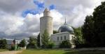 минарет с мечетью в Касимове