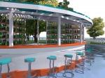 бар на воде на Пляже в парке, Барнаул
