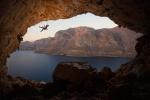 скалолазание на острове Калимнос