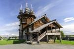 церковь Покрова Богородицы, Кижи