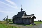 церковь Воскрешения Лазаря, Кижи
