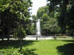 парк Ратхаус в Вене