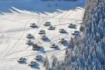 эко-отель Whitepod в Швейцарии