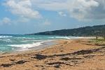 пляж Кэттлвош в Барбадосе