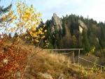 Урицкие скалы, Львовская область