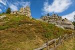 Урицкие скалы, Карпаты, Украина