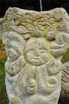 Урицкие скалы, символика Солнца