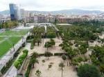 парк Жоана Миро, Барселона