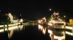 река Аурайоки вечером