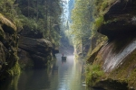 река Каменице, Чешская Швейцария
