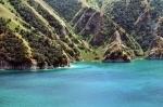озеро Кезеной-Ам в Чечне, Россия