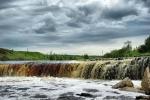 Тосненский водопад, Ленинградская область