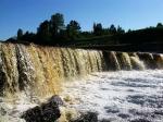 Тосненский водопад, Ленобласть