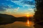 река Каа-Хем, Сибирь