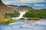 река Малый Енисей, Тыва