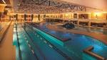 бассейн в отеле Рэдиссон Лазурная