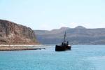 затонувшее судно у берегов Грамвуса