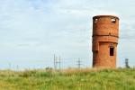 водонапорная башня, Берег Черского