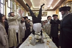 карнавал Пурим в Израиле