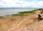 берег Волгоградского водохранилища