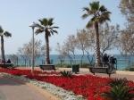 курорт Нетания в Израиле