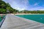 пляж на острове Яо-Яй