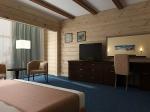 номер в отеле LES Art Resort