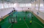 спортзал в санатории Озеро Белое