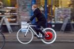 велосипед Copenhagen Wheel