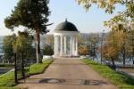 беседка Островского в Костроме
