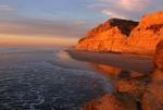 пляж Торри Пайнс