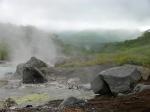 термальные источники у вулкана Баранского