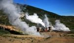 станция ГеоТЭС у вулкана Баранского