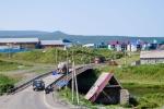 город Курильск, остров Итуруп